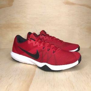 NEW Nike Retaliation Training Gym Red Shoes